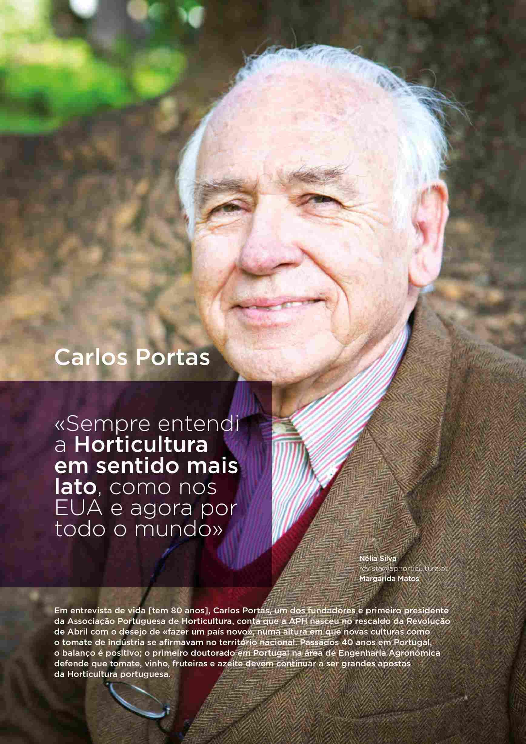 Entrevista Carlos Portas