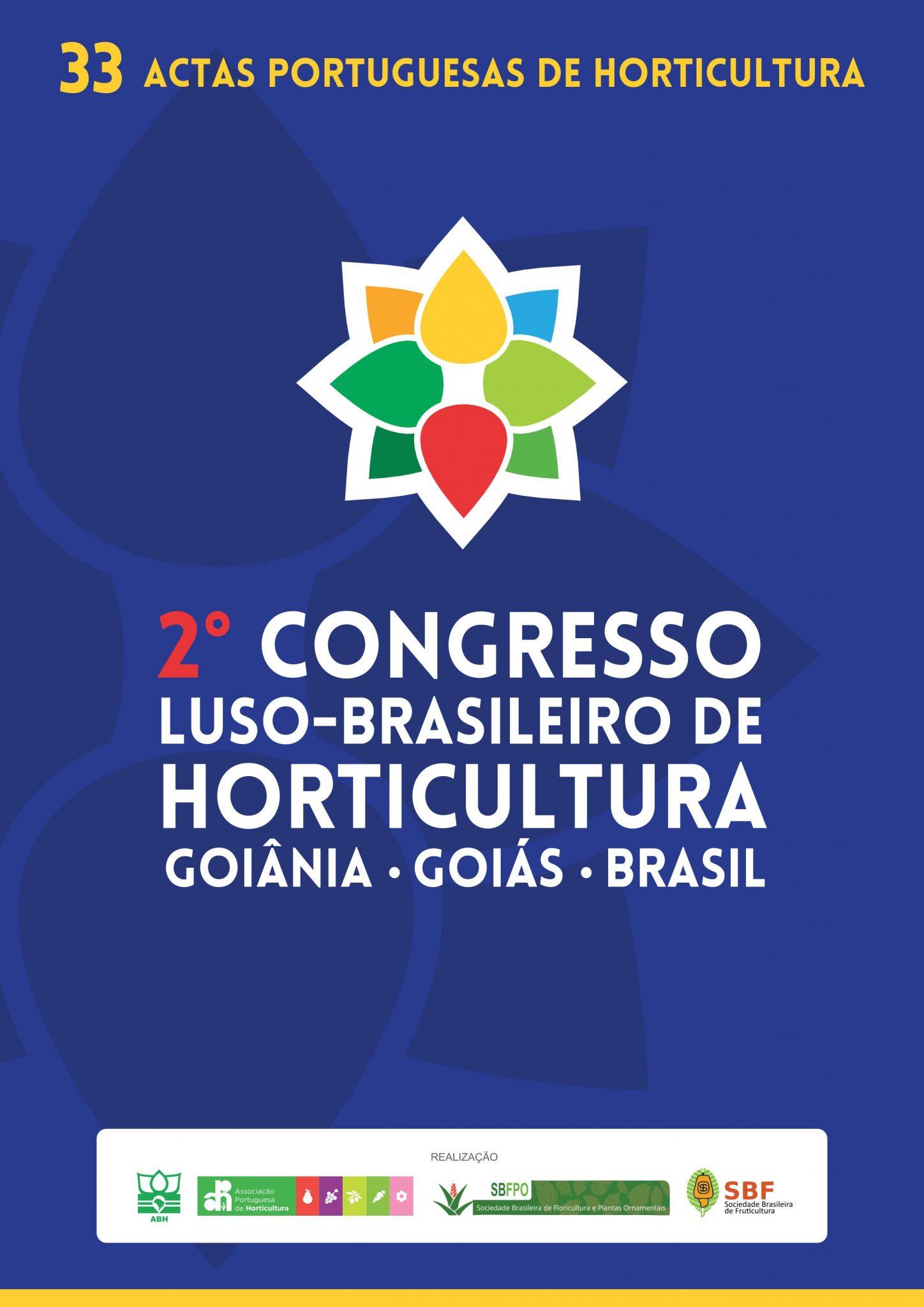 Actas Portuguesas de Horticultura Nº33