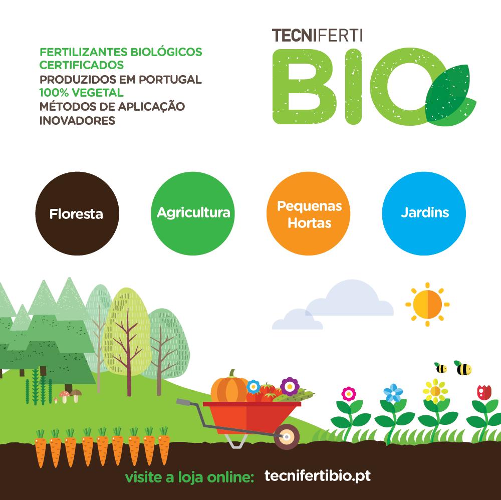 Tecniferti lança loja online para venda de fertilizantes biológicos