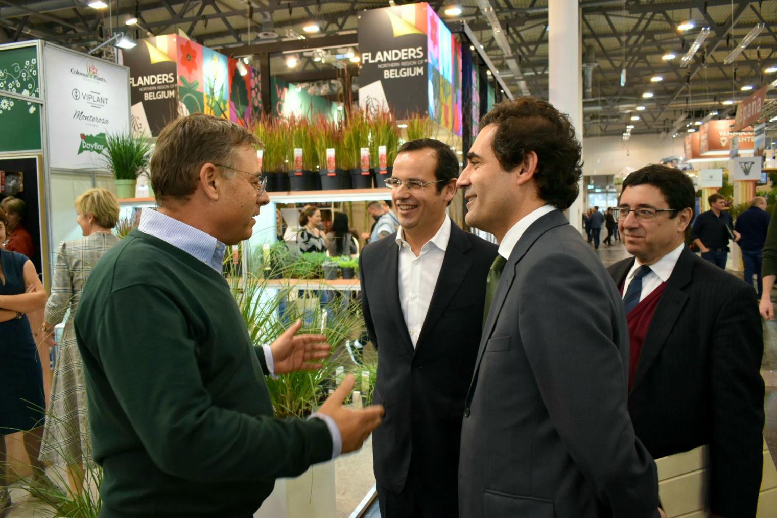 Produção nacional de plantas e flores vale 600 M€
