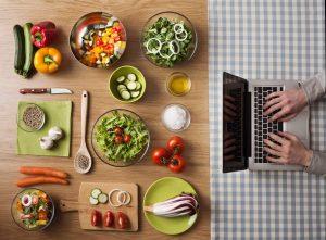 Alimentação – Crise acelera compras online