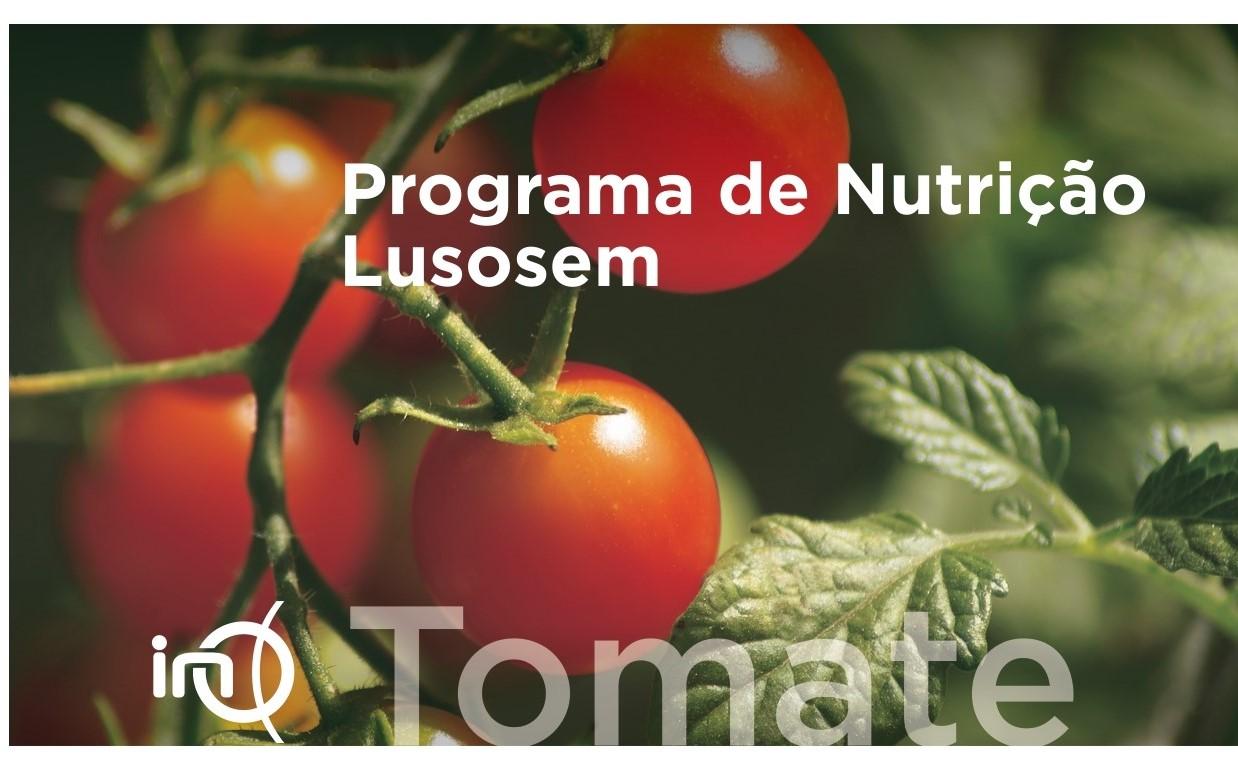 Programa de Nutrição Lusosem – INO Tomate