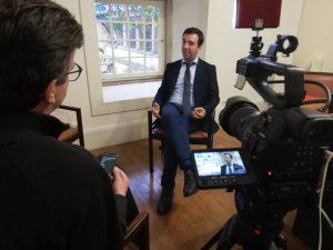 "Entrevista do presidente da APH ao Programa ""Faça Chuva, Faça Sol"" da RTP"