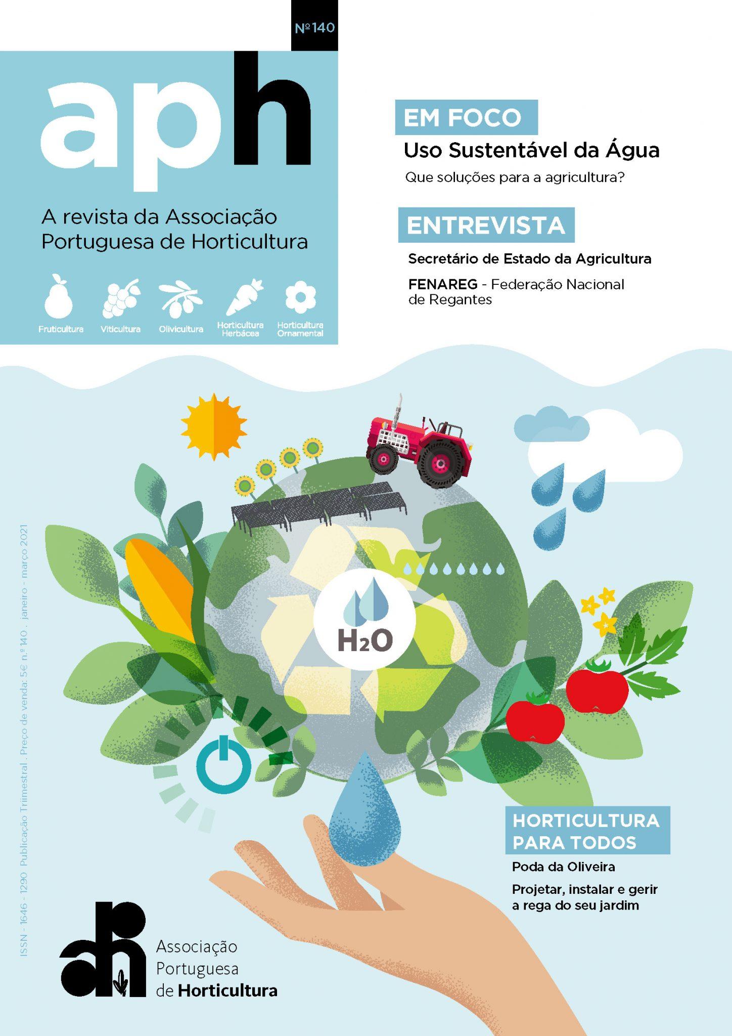 Uso sustentável da água- que soluções para a agricultura?